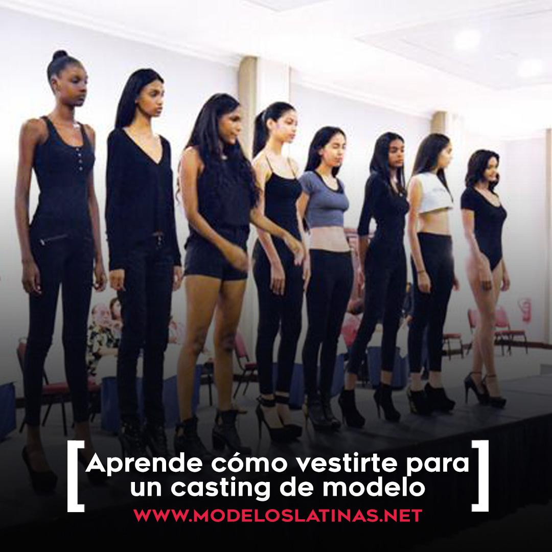 Casting de modelos
