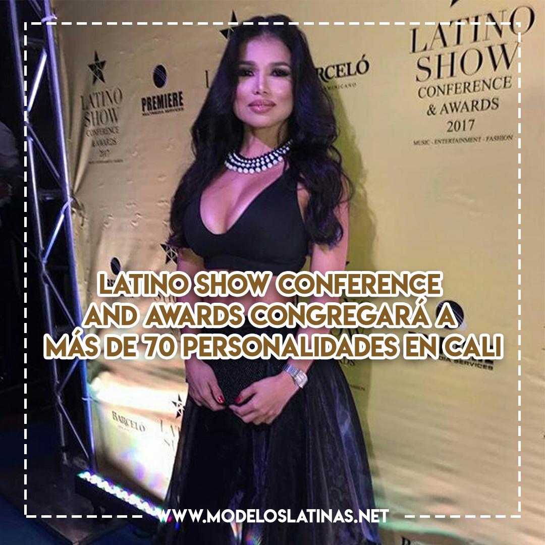 Latino Show Conference and Awards congregará a más de 70 personalidades en Cali