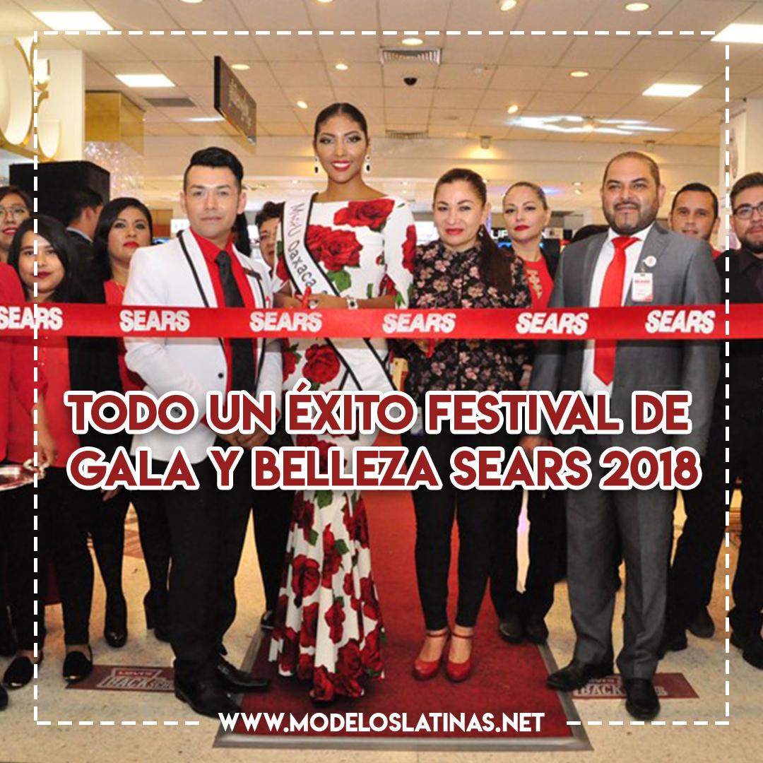 Todo un éxito Festival de Gala y Belleza Sears 2018
