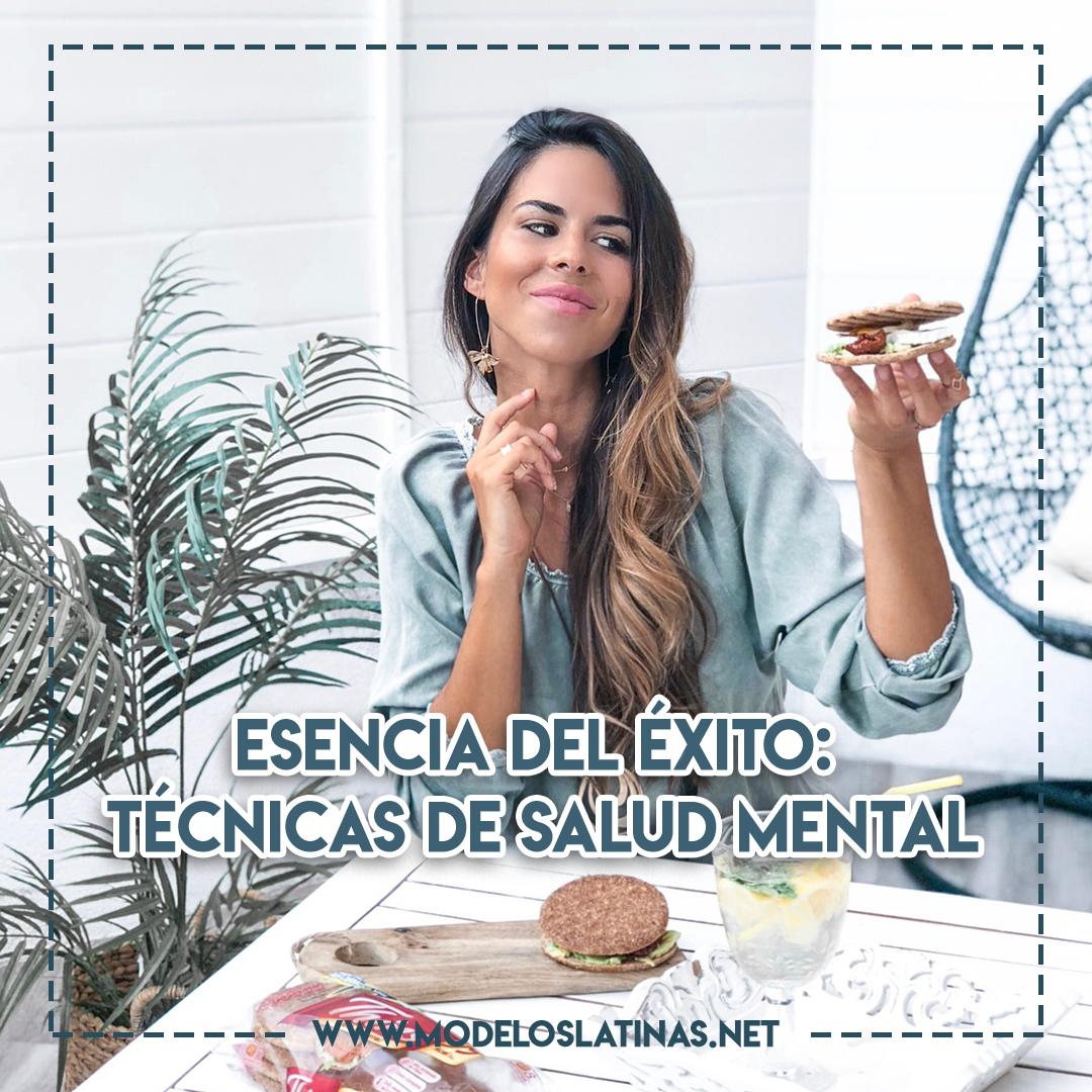 Esencia del éxito: técnicas de salud mental