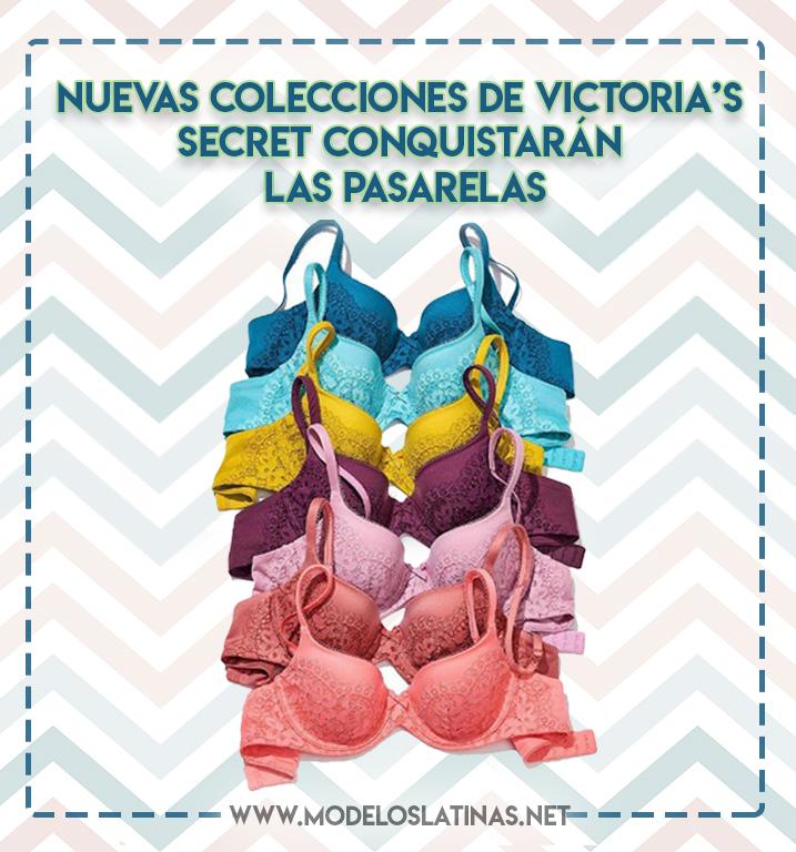 Colecciones de Victoria's Secret