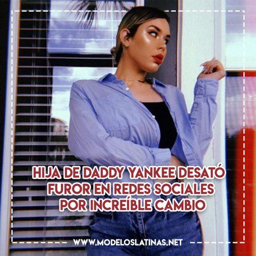 Hija de Daddy Yankee