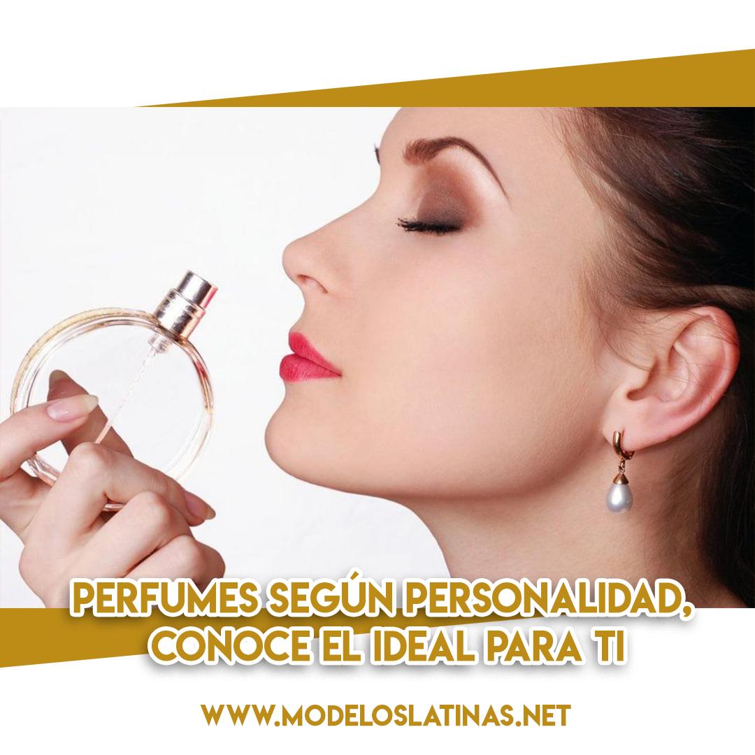 Perfumes según personalidad