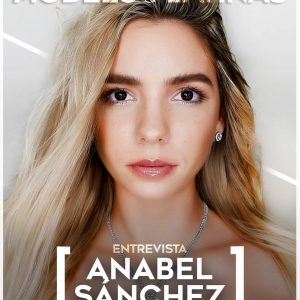 Anabel Sánchez: marketing manager experta al modelar