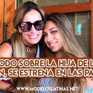 Hija de Lili Estefan