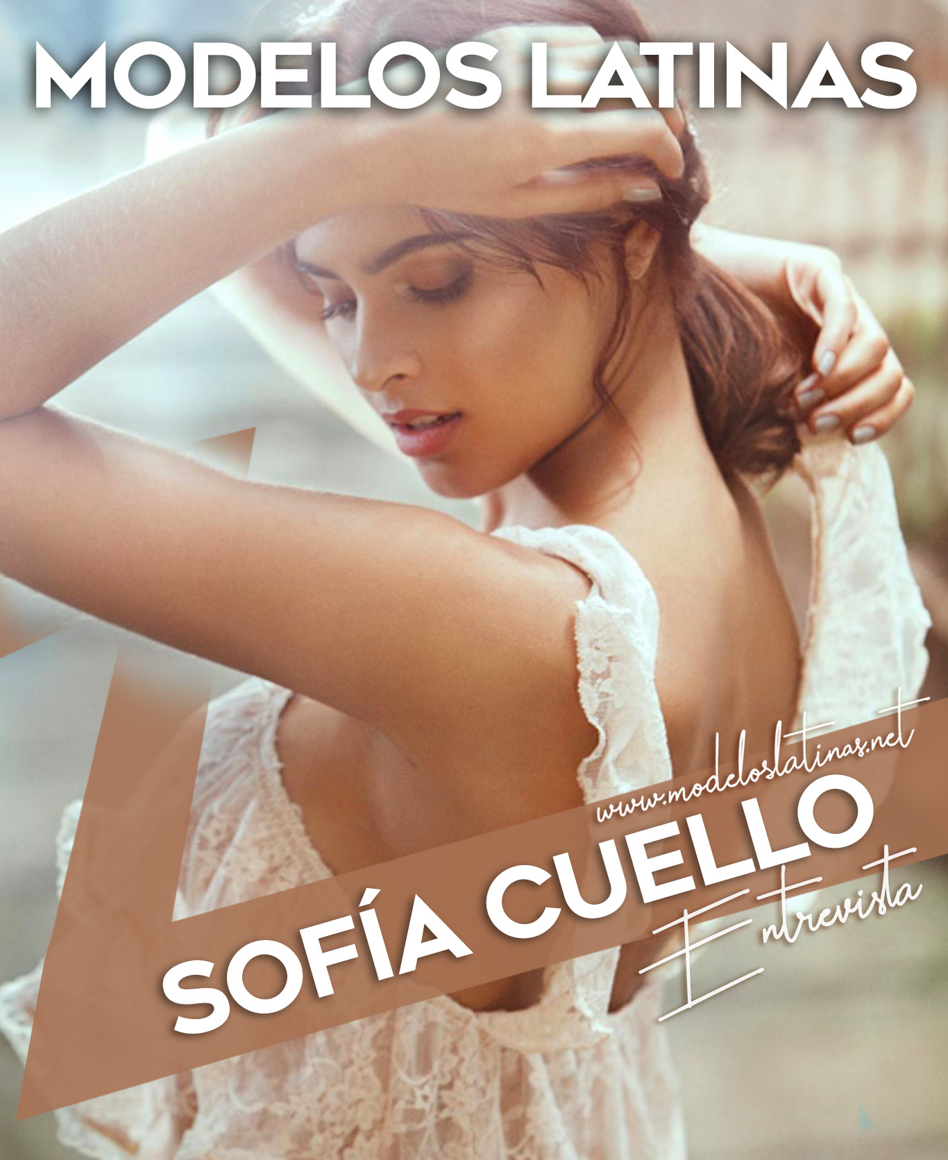 Sofía Cuello: modelo colombiana con dotes para la psicología
