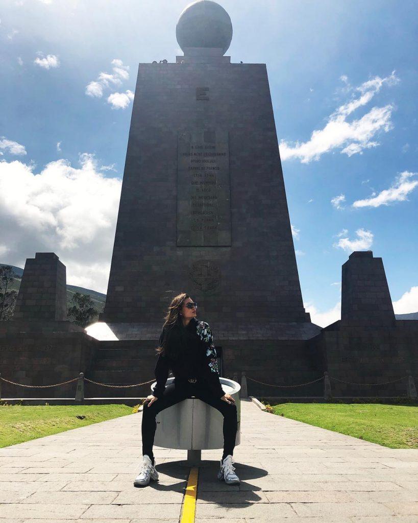 Katherine Castaño: Modelo y licenciada en lenguas extranjeras