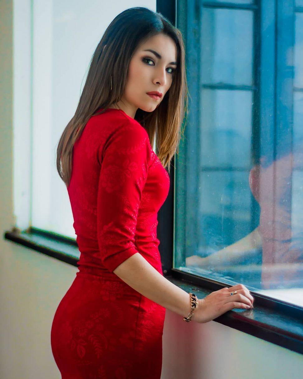 Valeria Quesada: Modelo profesional y gestora en proceso