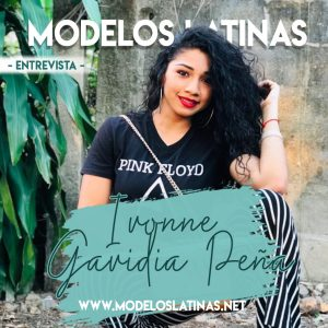 Ivonne Gavidia Peña: entusiasta del planeta fitness