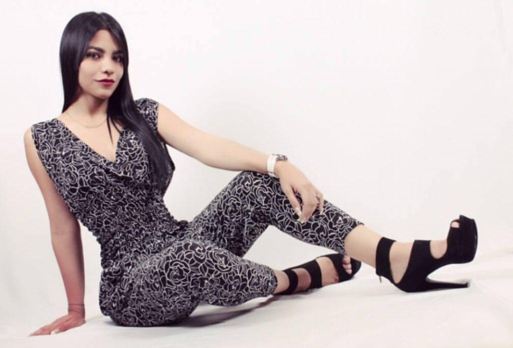 Patricia Hernández: comunicadora social y modelo
