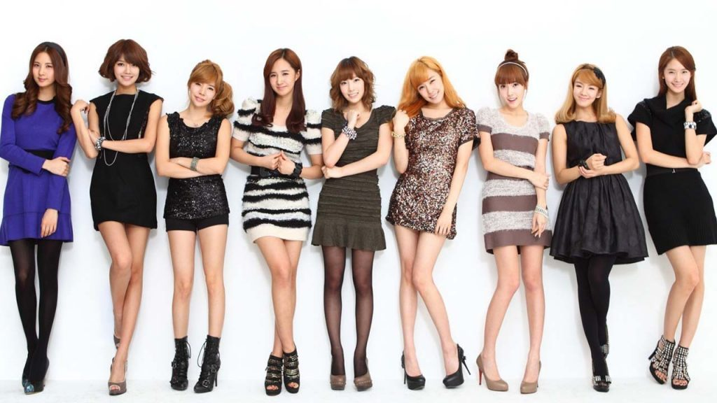 Conoce las tendencias de moda del K-Pop