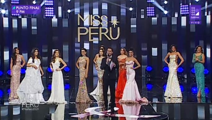 Así será el Miss Perú 2019