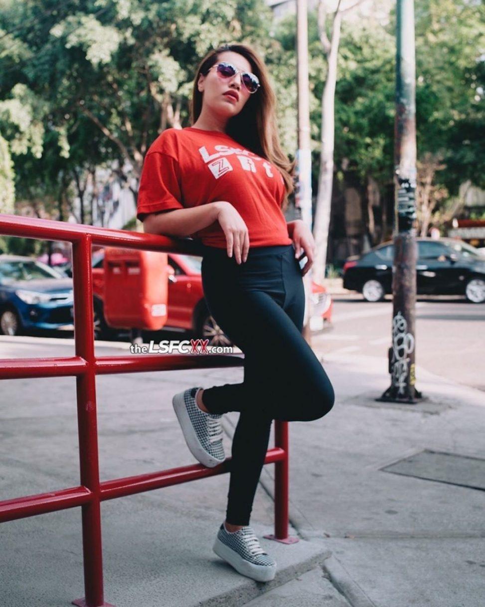 Yamileth Elisea: mexicana sin tapujos
