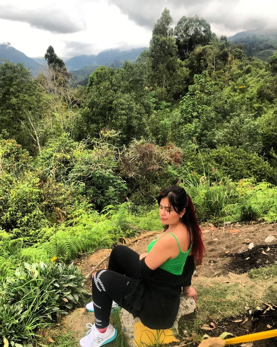 Luisa Fernanda Muñoz: colombiana repleta de metas
