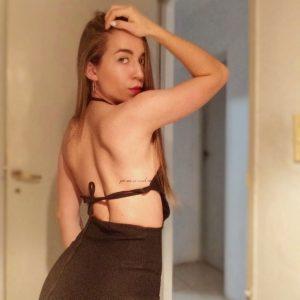 Kalena Segui Sander: bloguera fitness y futura veterinaria