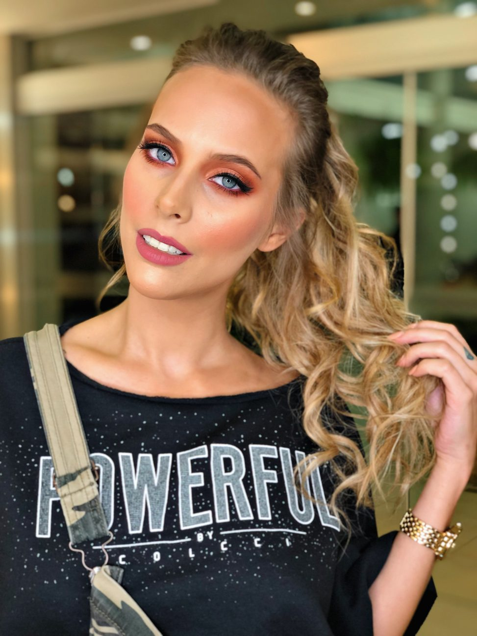 Agustina Bruenner: profesional del modelaje e influencer