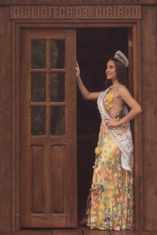 Luz Muñoz: embajadora de la belleza en Paraguay