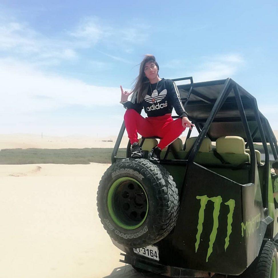 Guisela Torres: peruana fitness