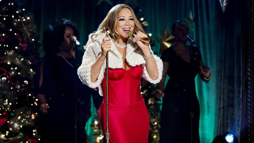 Clásico navideño de Mariah Carey cuenta con videoclip
