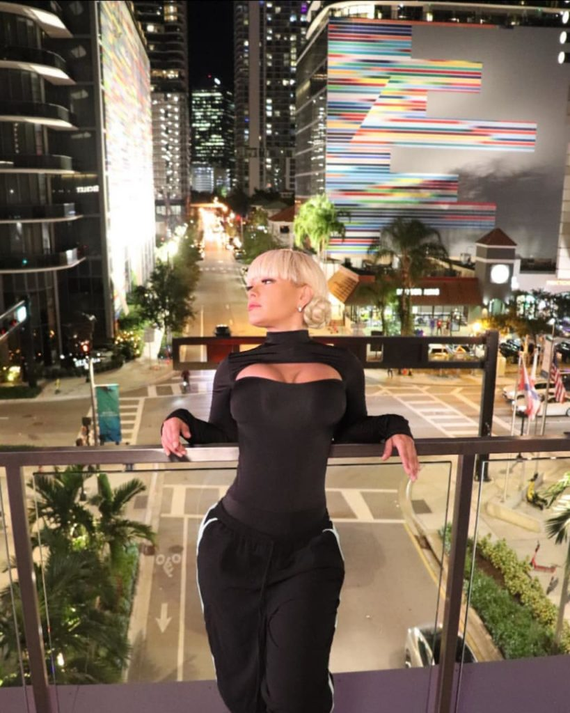 Faviola Thompson: prestigiosa artista venezolana