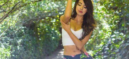Pamela Pintado: modelo fitness e influencer