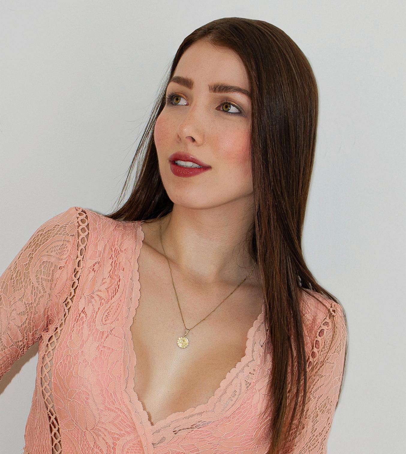 María Camila Delgadillo: colombiana encantadora