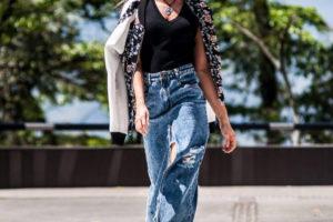 Raquel Zea: publicista colombiana con dotes para el modelaje