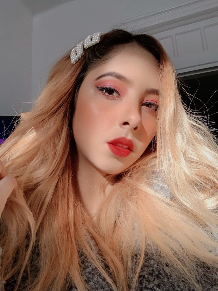 Dariana Gutiérrez: apasionada por el modelaje