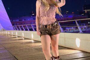 Juliette Montalvo: modelo tenaz