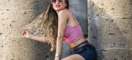 Cindi Chirinos: modelo venezolana y edecán