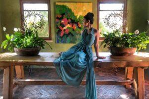 Andrea Cano: modelo fitness con amor por la ganadería